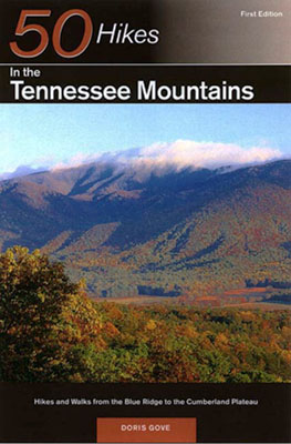 TN, Jim's photo of Cades Cove, in the Great Smoky Mountains National Park, is on the cover of 50 Hikes in the Tennessee Mountains, 1st Ed (by Doris Grove), 2001 [Ask for #990.059.]